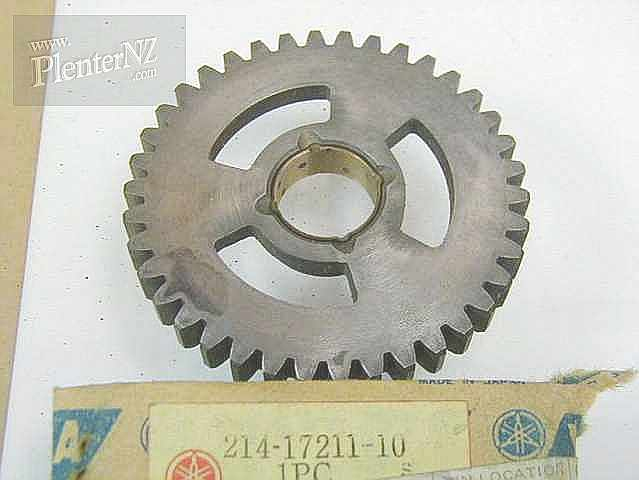 214-17211-10-00 - GEAR, 1ST WHEEL (38T)