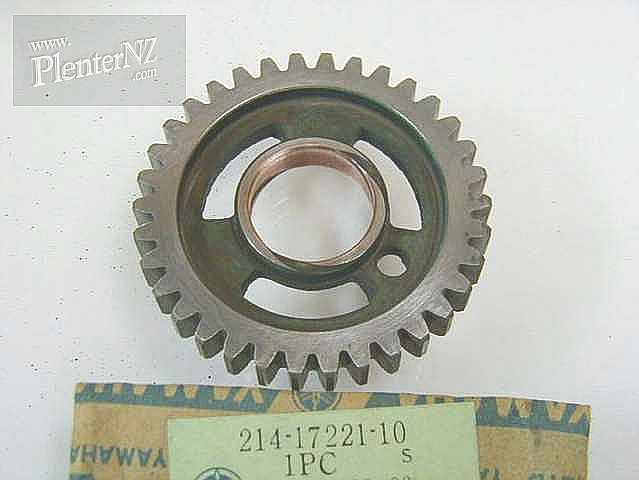214-17221-10-00 - GEAR, 2ND WHEEL (34T)