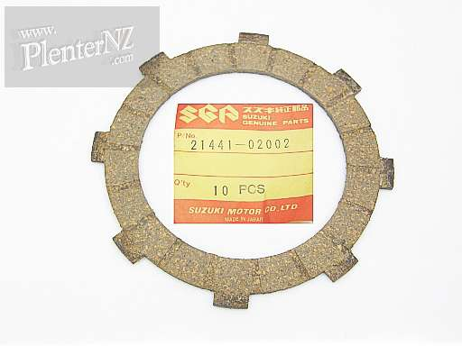 21441-02002 - CLUTCH CORK PLATE ID=76(2.99) T.=3.0(0.12)