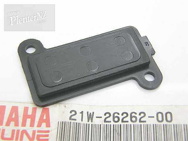 21W-26262-00-00 - CAP, CABLE CONNECTOR