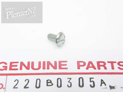 220B0305A - SCREW PAN HEAD