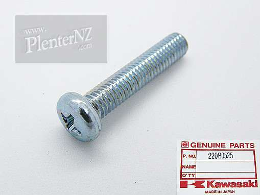 220B0525 - Screw-pan-cros, 5x25