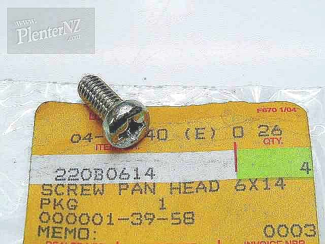 220B0614 Screw, Pan Head