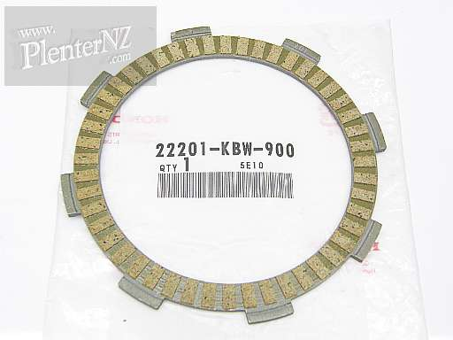 22201-KBW-900 - DISK,CLUTCH FRICTION