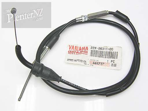 22W-26311-00-00 - CABLE, THROTTLE 1