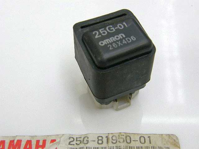 25G-81950-01-00 - RELAY ASSEMBLY