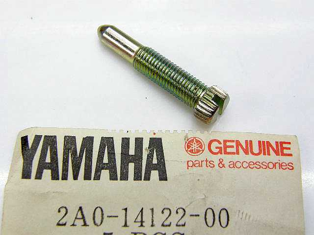2A0-14122-00-00 - SCREW, THROTTLE (275-14122-00)