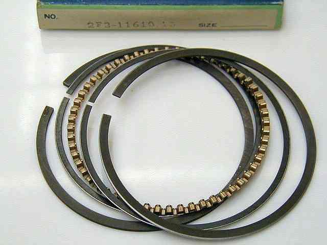 2F3-11610-13-00 - PISTON RING SET (1ST O/S)