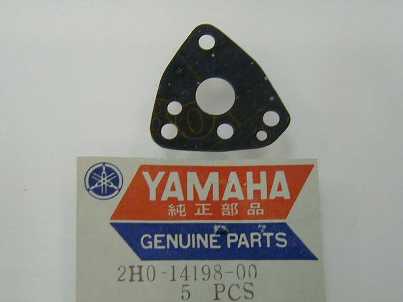 2H0-14198-00-00 - GASKET, ENRICHMENT PUMP
