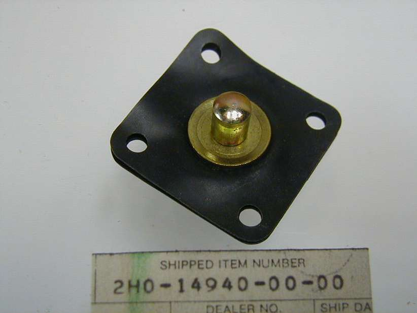 2H0-14940-00-00 - DIAPHRAGM ASSEMBLY, ACCELERATOR 1