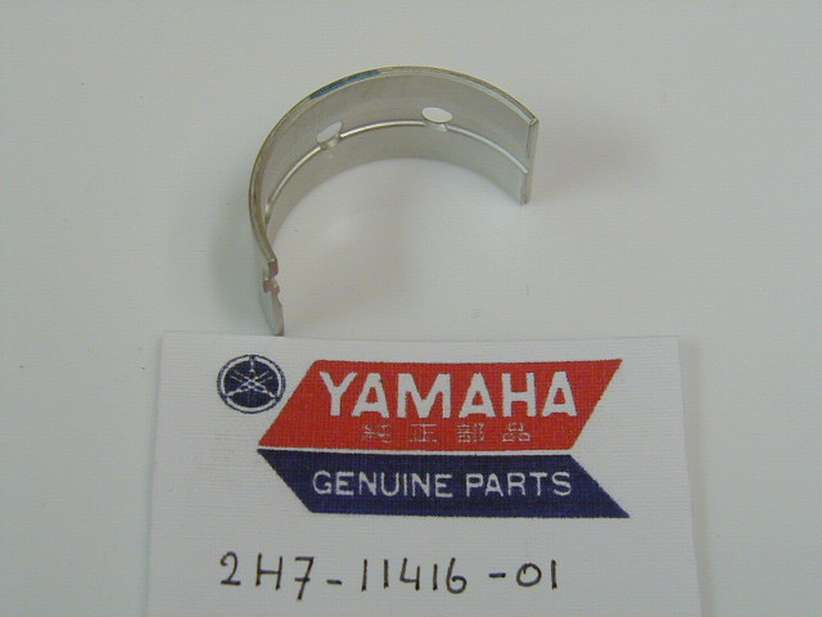 2H7-11416-01-00 - PLANE BEARING, CRANKSHAFT 1 UR BLUE