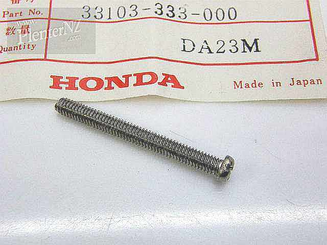 33103-333-000 - SCREW,BEAM ADJUSTING 4MM