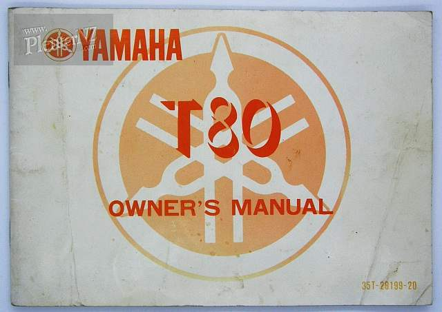 35T-28199-20-00 - T80 owners manual