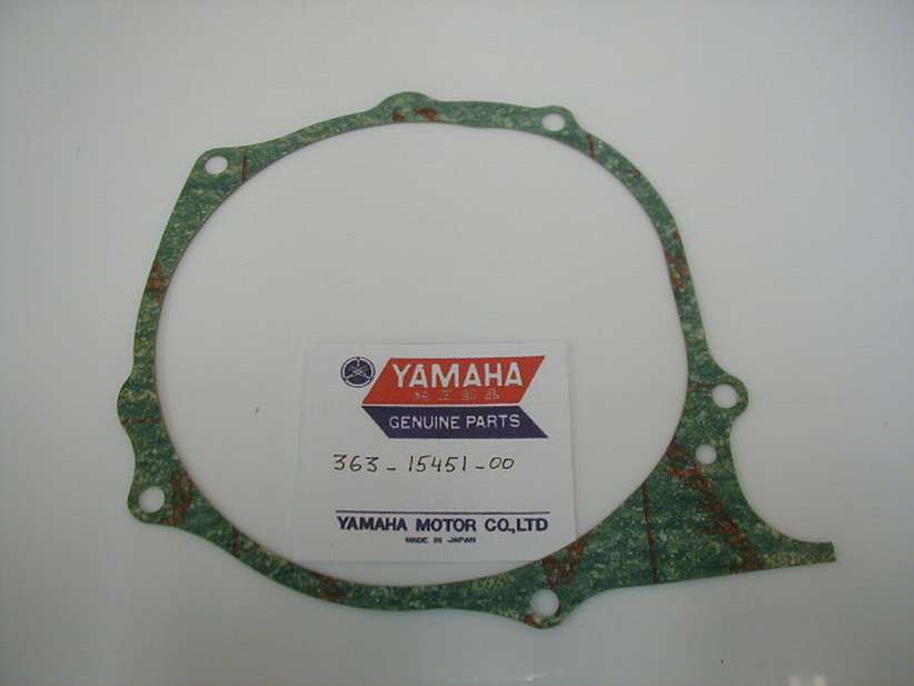 363-15451-00-00 - GASKET, CRANKCASE COVER LEFT 1