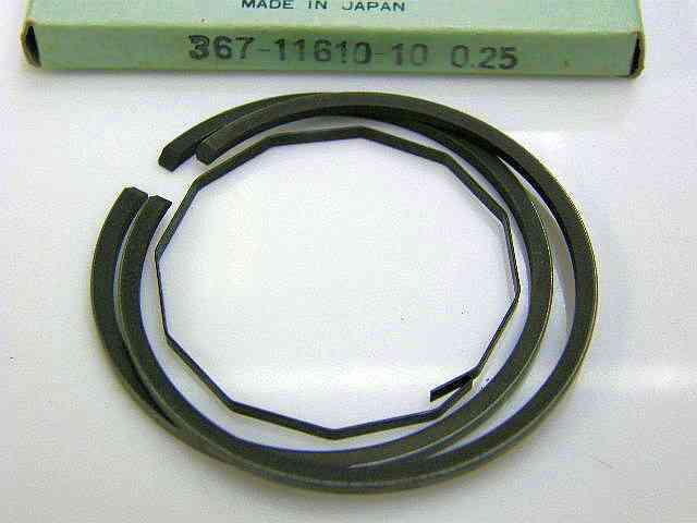 367-11610-10-00 - PISTON RING SET (1ST O/S) ALT. PART