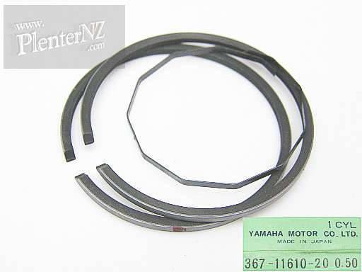 367-11610-20-00 - PISTON RING SET (2ND O/S) ALT. PART
