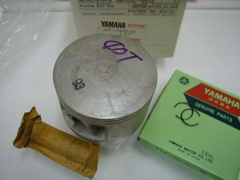 40T-11630-00-00 - PISTON KIT (STD) AP