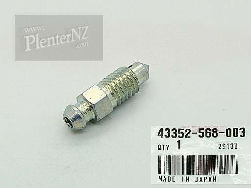43352-568-003 - SCREW. BLEEDER