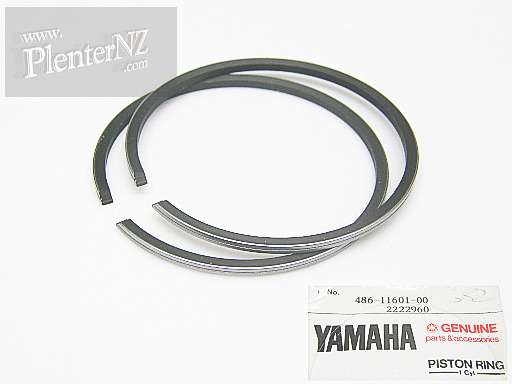 486-11601-00-00 - PISTON RING SET STD