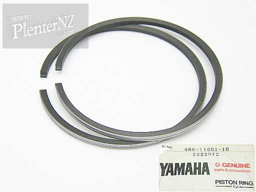 486-11601-10-00 - PISTON RING SET 1st O/S