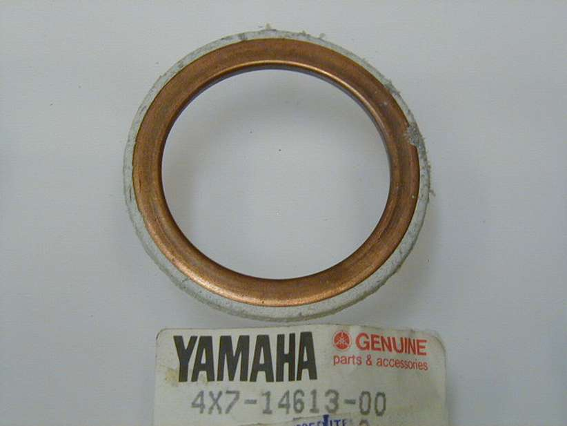 4X7-14613-00-00 - GASKET, EXHAUST PIPE