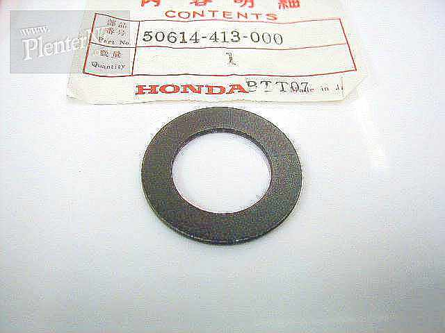 50614-413-000 - WASHER, MAIN FOOTPEG