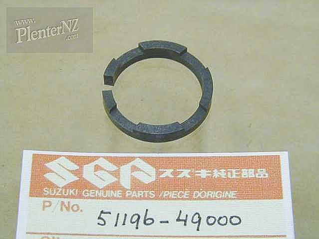 51196-49000 - RING,FRONT FORK PISTON