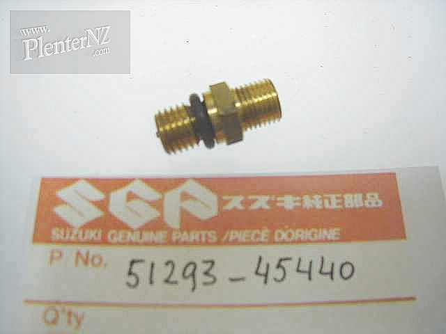 51293-45440 - VALVE,FRONT FORK AIR