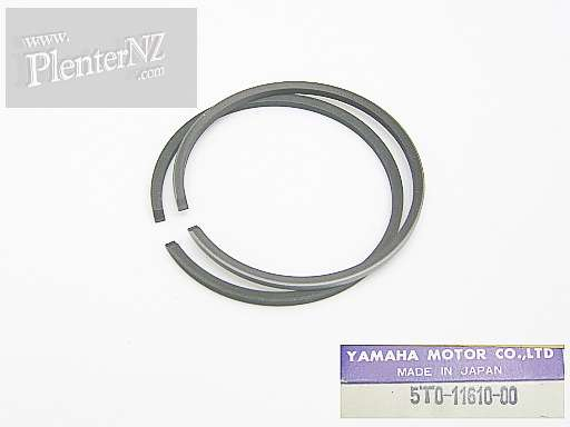 5T0-11610-00-00 - PISTON RING SET