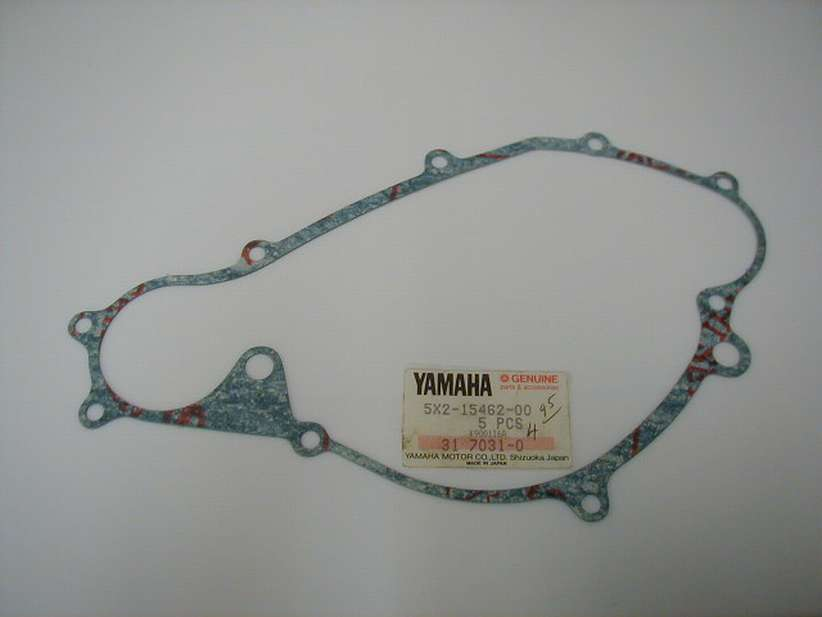 5X2-15462-00-00 - GASKET, CRANKCASE COVER 3