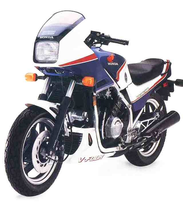 1984-1985 VF700F Interceptor