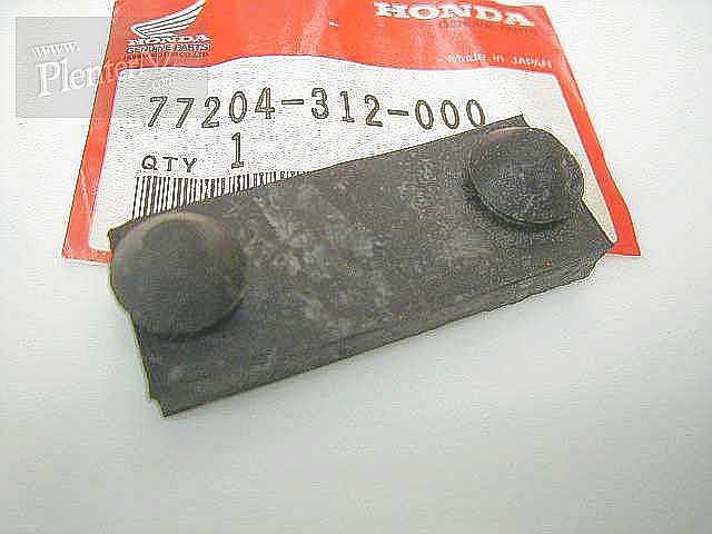 77204-312-000 - RUBBER, SEAT SETTING