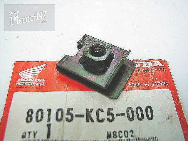 80105-KC5-000 - NUT, CLIP (6MM)