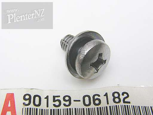 90159-06182-00 - SCREW, WITH WASHER