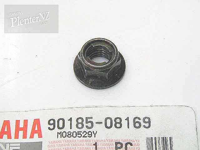 90185-08169-00 - NUT, SELF-LOCKING