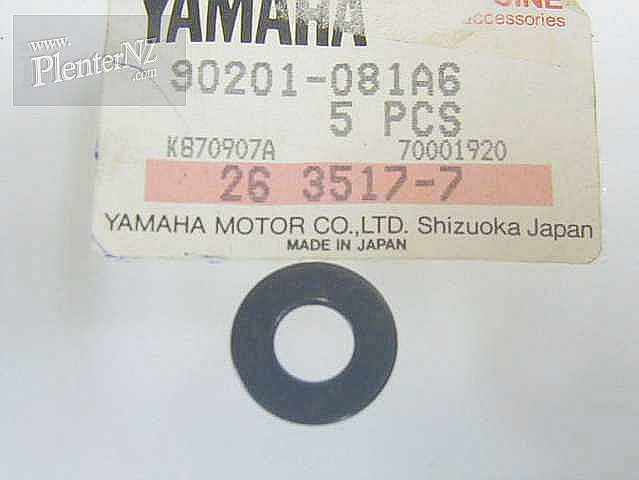 90201-081A6-00 - WASHER, PLATE