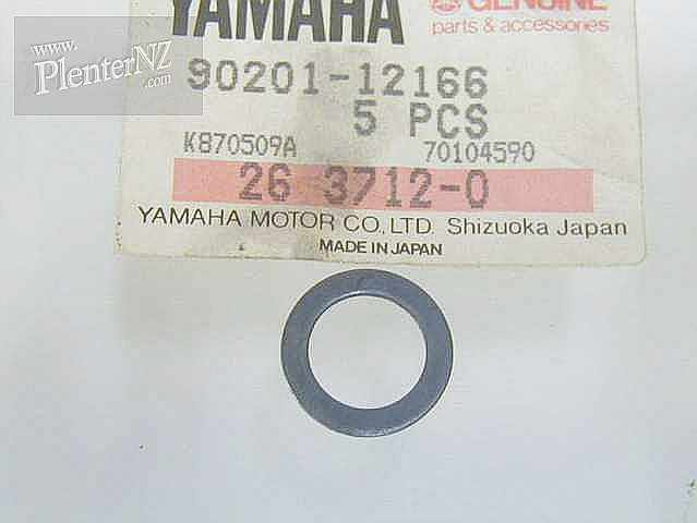 90201-12166-00 - WASHER, PLATE