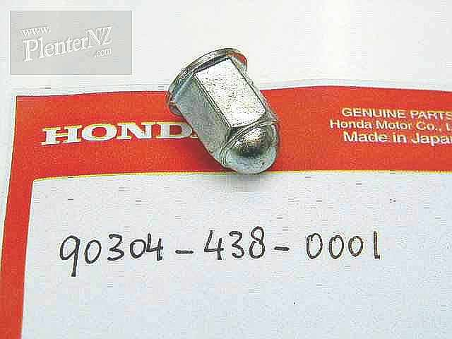 90304-438-000 - NUT,CAP 6MM