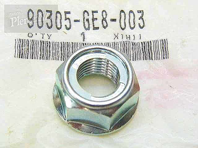 90305-GE8-003 - NUT,U 14MM
