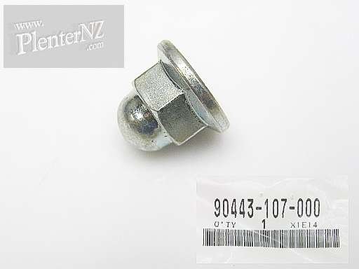 90443-107-000 - NUT, CAP (8MM)