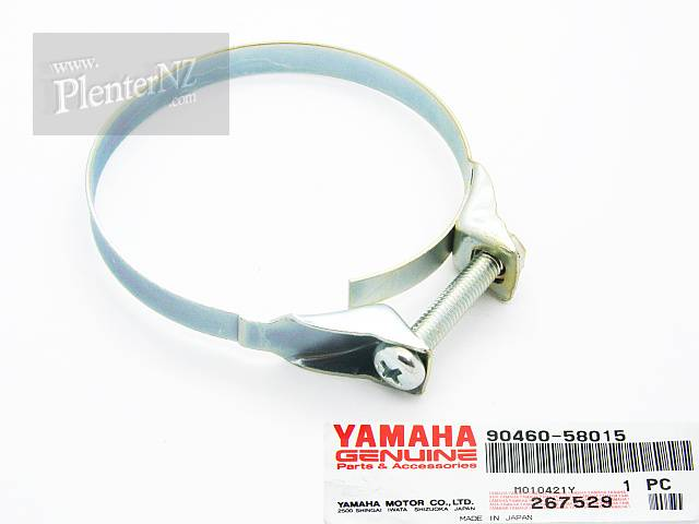 90460-58015-00 - CLAMP, HOSE
