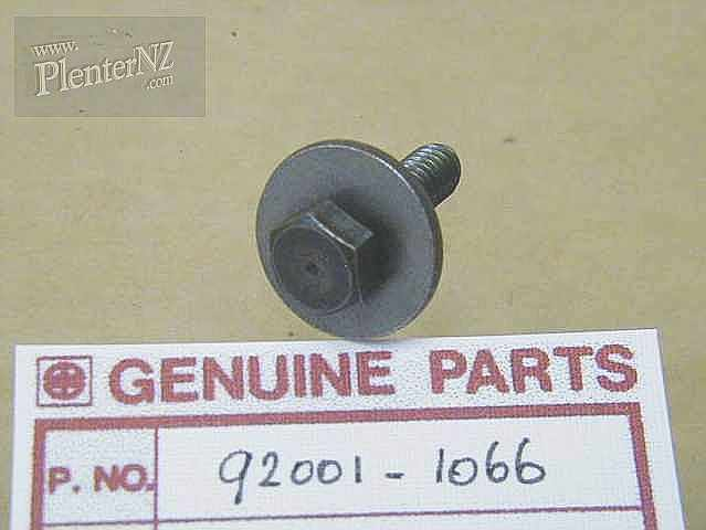92001-1066 - BOLT,CLUTCH SPRING,FITTING