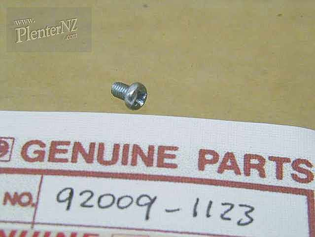92009-1123 - SCREW,PAN HEAD,3X5,220B0305A
