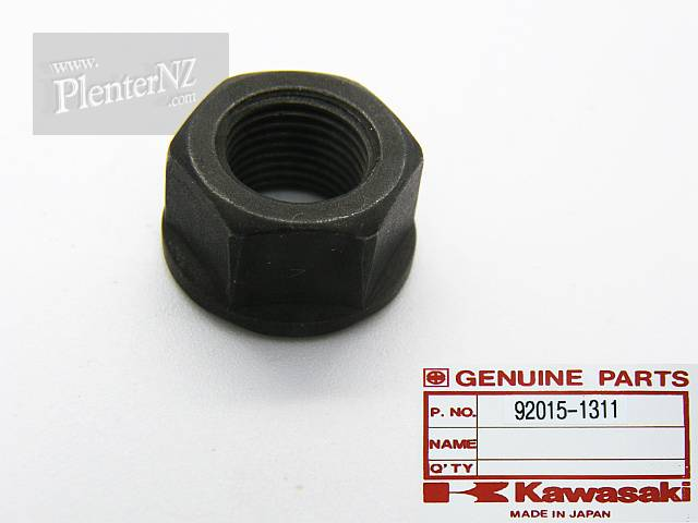 92015-1311 - NUT,FLANGED,8MM