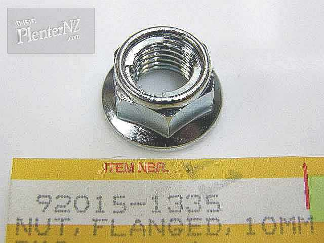 92015-1335 - NUT,FLANGED,10MM
