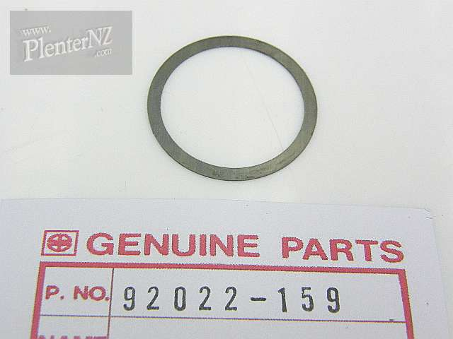 92022-159 - WASHER,PLAIN,25MM