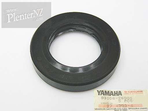 Yamaha 93106-20021-00 Oil Seal,Dd-Type; 931062002100 Made by Yamaha