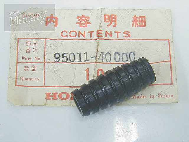 95011-40000 - RUBBER, SHIFT PEDAL