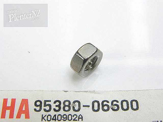 95380-06600-00 - NUT, HEXAGON