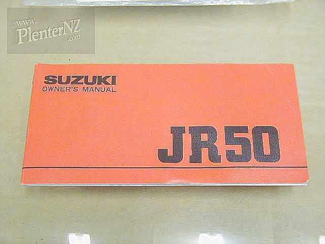 99011-04602 - JR50 Manual